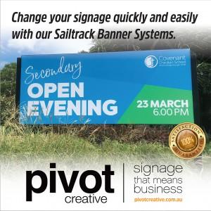 Sailtrack Banner System